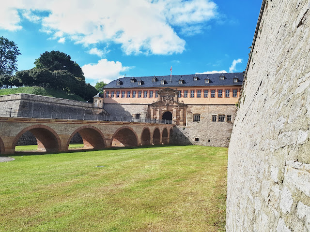 Petersberg Citadel in Erfurt