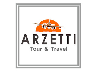 Arzetti Tour & Travel Logo