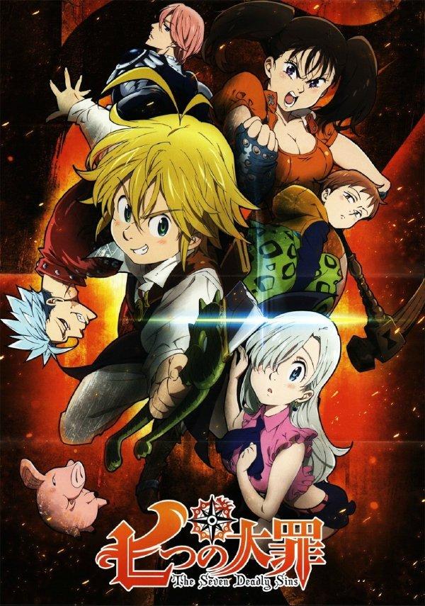 Manga Que Sigue Al Ultimo Capitulo Del Anime Nanatsu No Taizai