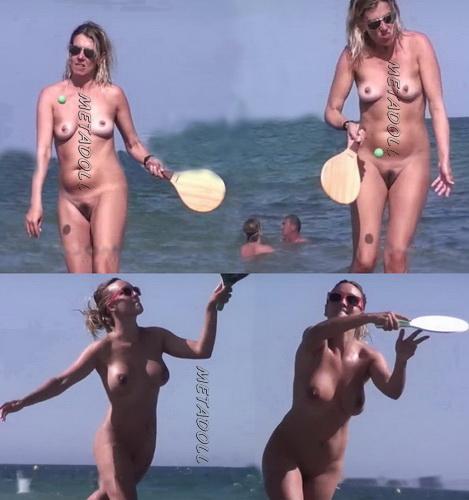 Nude Spying on a nudist beach (Nude Euro Beaches 21)