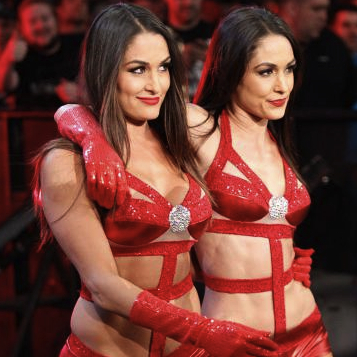 Bella Twins Talk John Cena Workout Tip Beauty Secrets