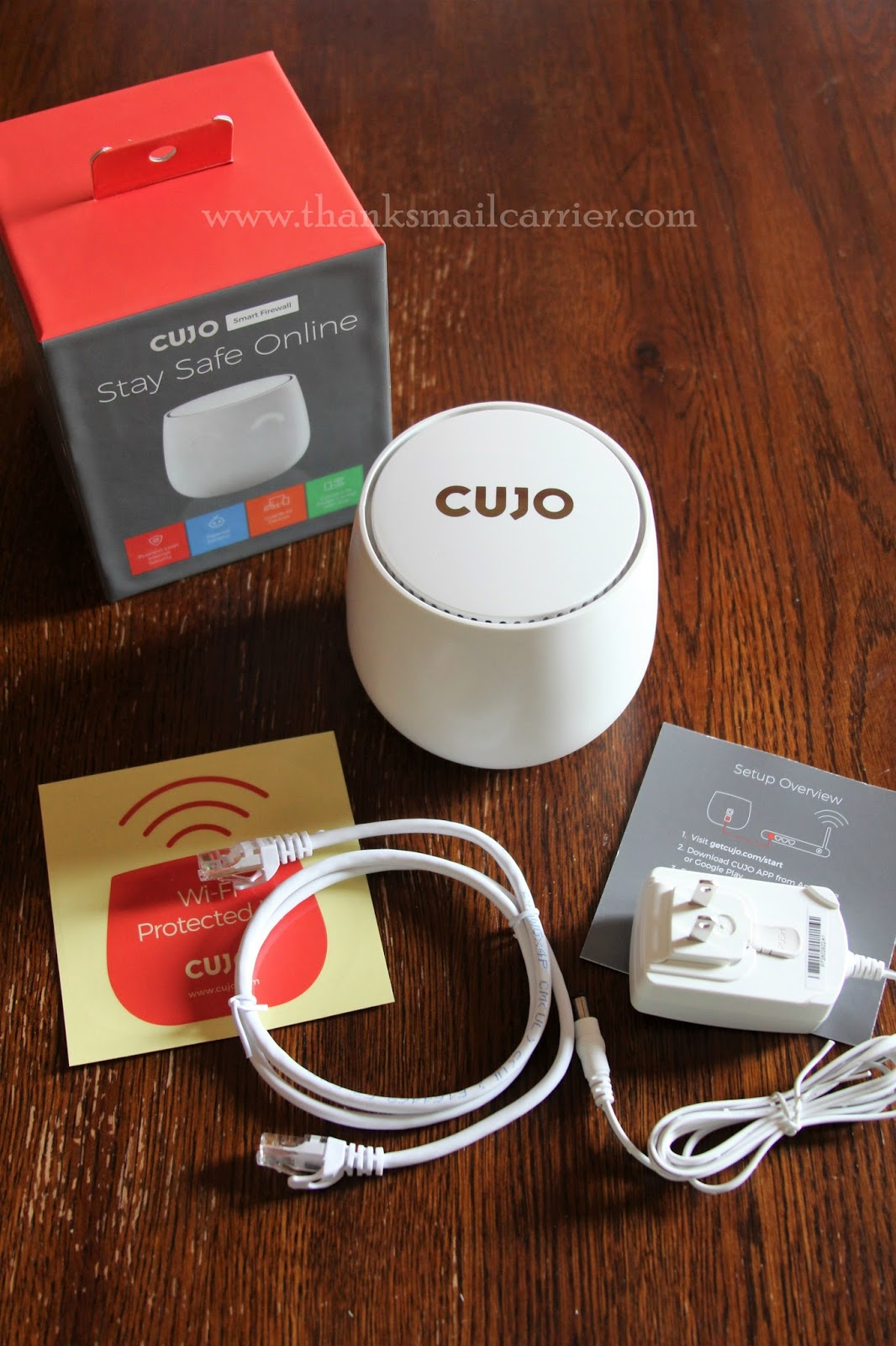 CUJO firewall review