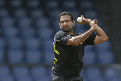 Irfan Pathan Names His Son Imran Khan Pathan