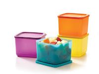 Toples Kue dan Snack Yang Cerah Medium Summer Fresh
