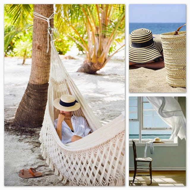 Summer Style 29 ideas about Straw Hats on Cool Chic Style Fashion