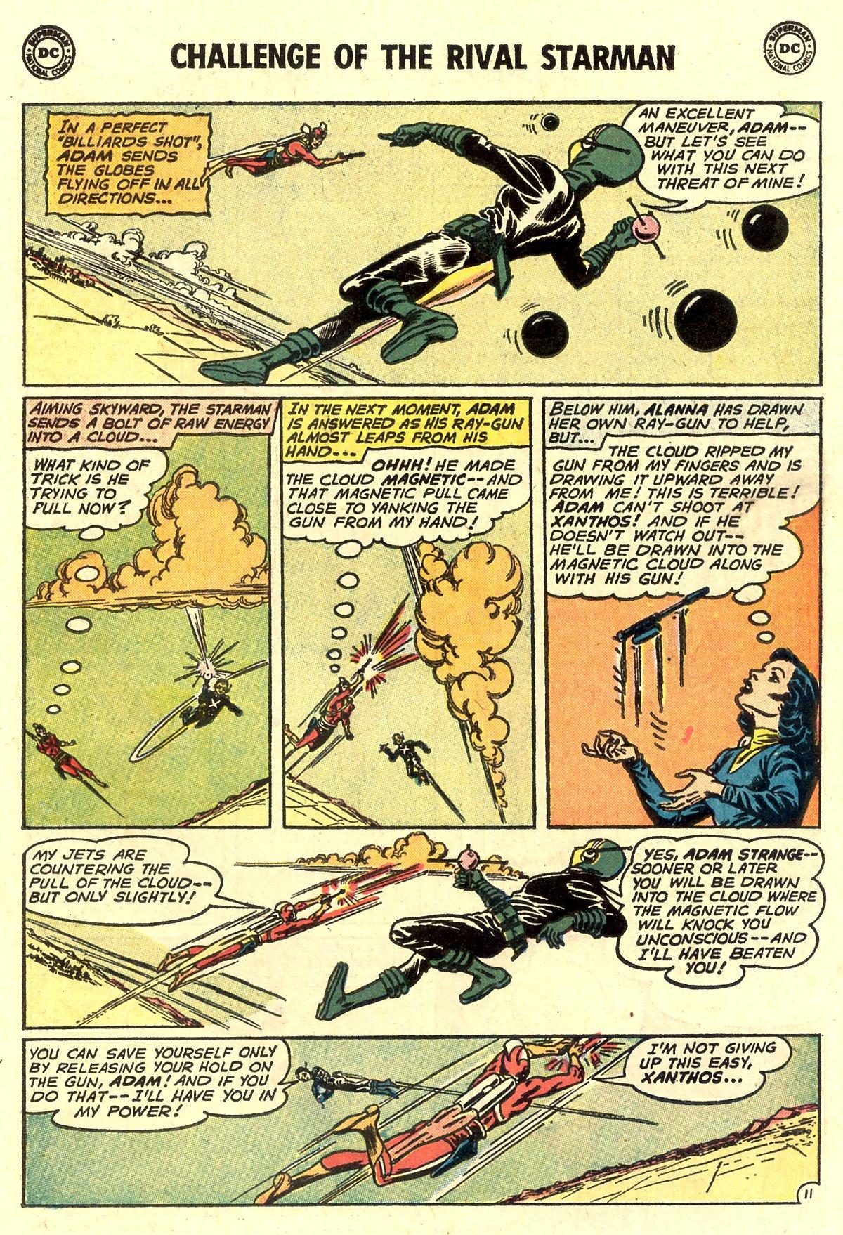 Strange Adventures (1950) issue 236 - Page 21