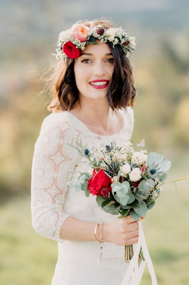 French wedding style, eucalyptus, rose piano, Doune photo