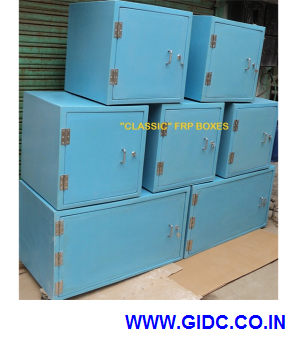 CLASSIC FIBREGLASS INDUSTRIES FRP BOX