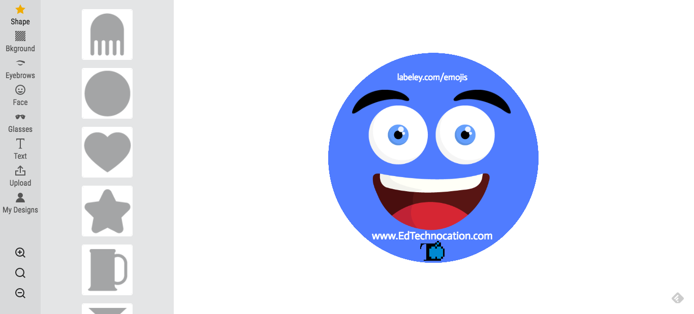 EdTechnocation: Create Your Own Emojis for the Classroom