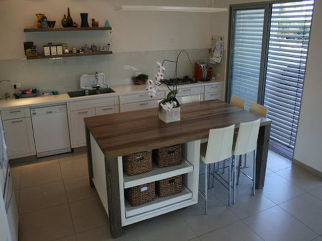 Make your Kitchen Spacious with Small Kitchen Tables Make your Kitchen Spacious with Small Kitchen Tables 13