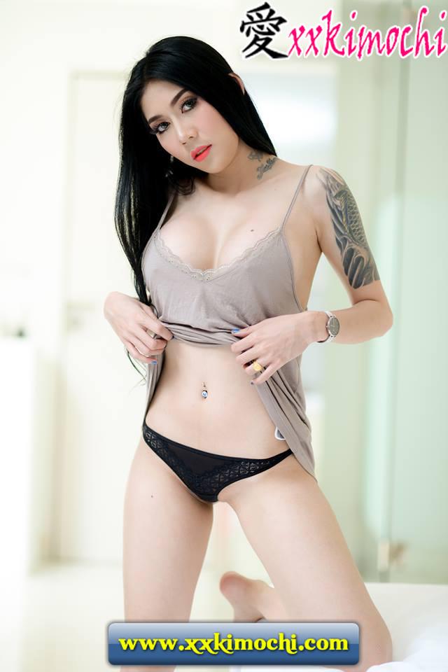 8 Foto Hot dan Seksi Model Thailand Bernama NooJom Kondeim 02