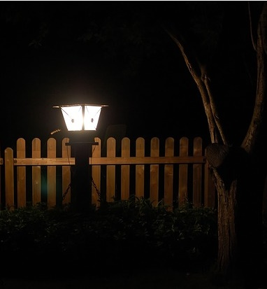 Iluminaci n y l mparas en madrid consejos para escoger la - Iluminacion decorativa exterior ...