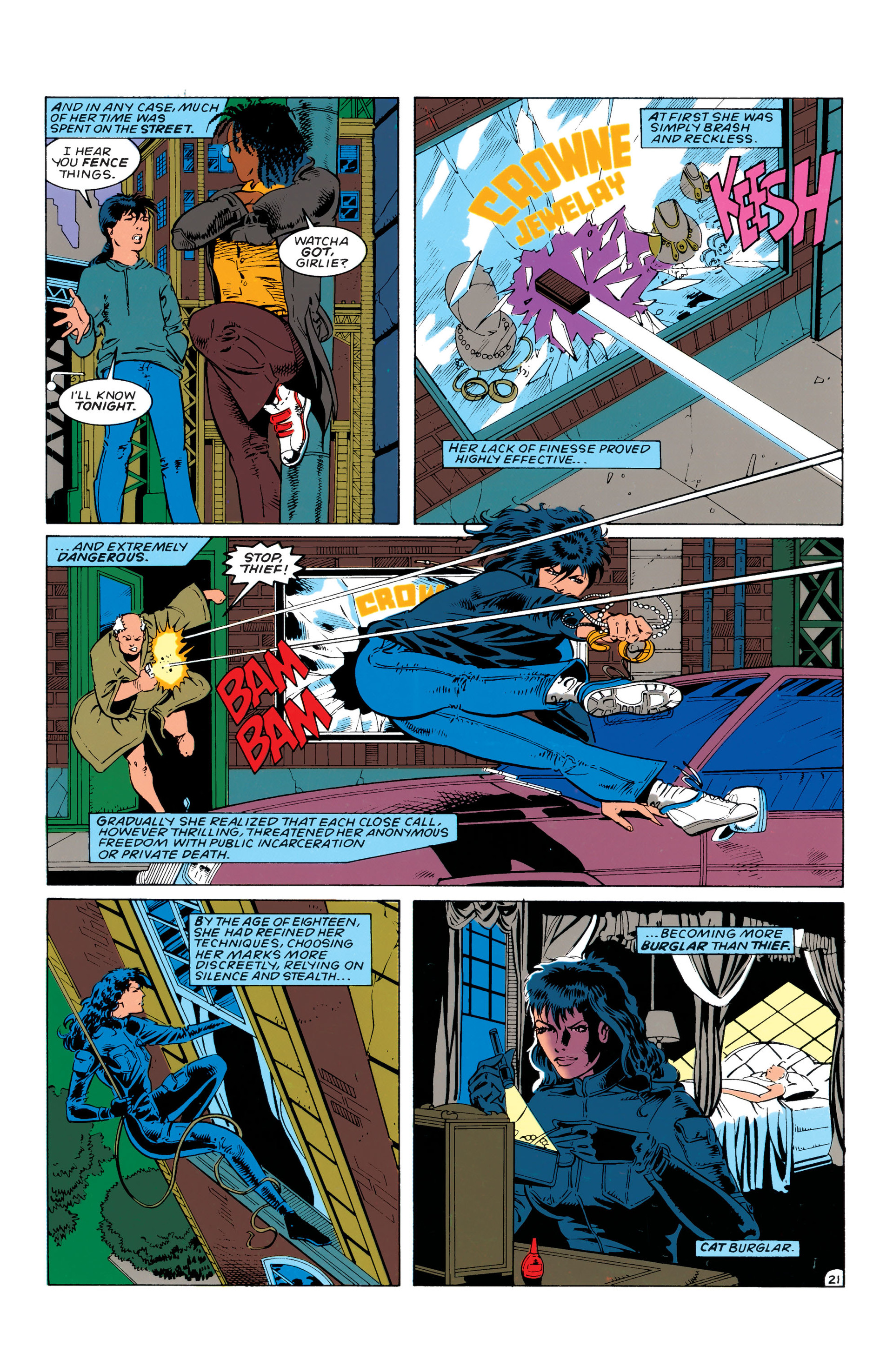 Catwoman (1993) Issue #0 #5 - English 22