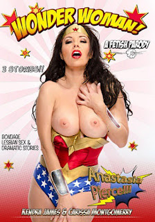 Wonder Woman A Fetish Parody