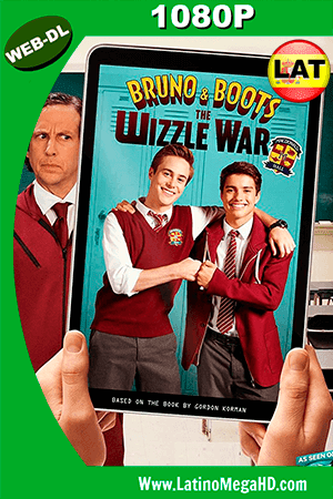 Bruno & Boots: The Wizzle War (2017) Latino HD WEB-DL 1080P ()