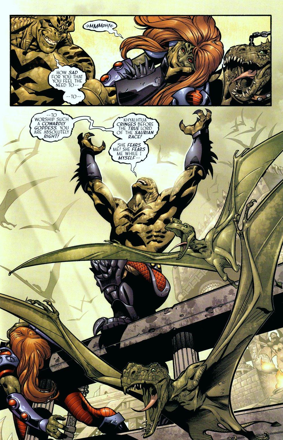 Read online Sigil (2000) comic -  Issue #18 - 10