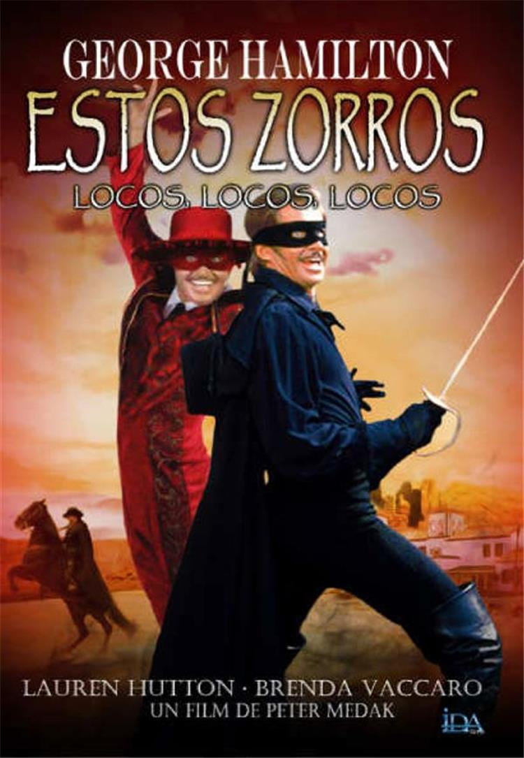 Zorro The Gay Blade Trailer 68
