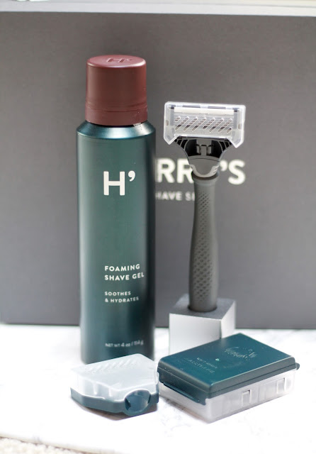 father's day gift idea, harry's razor review,