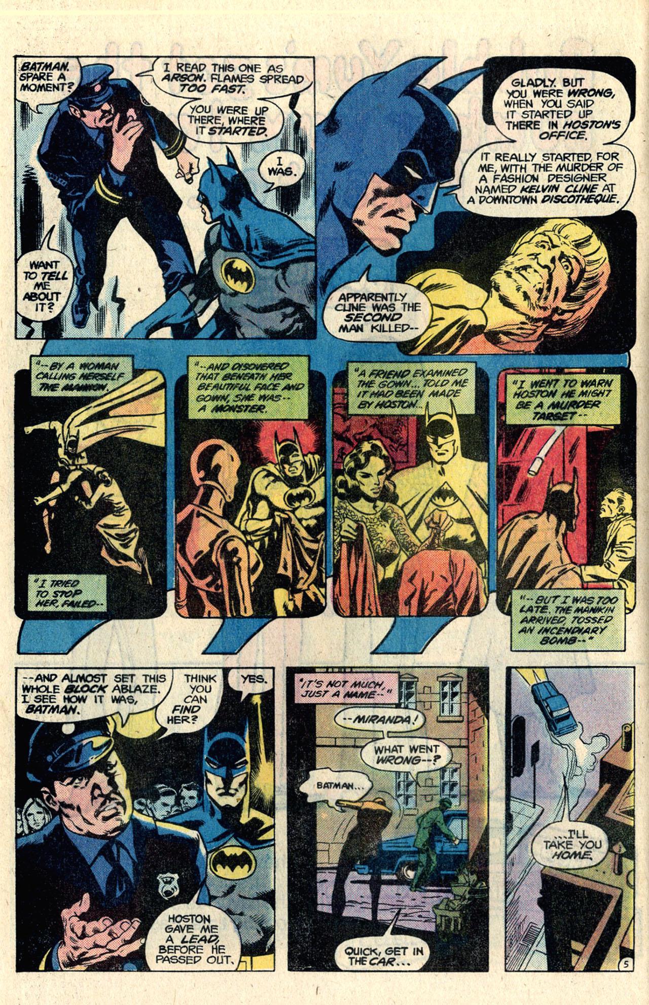 Detective Comics (1937) 507 Page 7