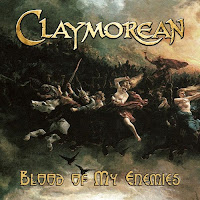 "Claymorean - ""Blood of My Enemies"" (Manowar cover)"