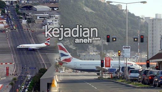 Bandara Pesawat Terbang Paling Berbahaya
