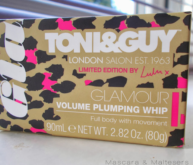 Toni & Guy Volume Plumping Whip