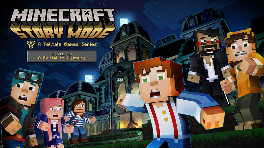 Minecraft Story Mode Episode 6 Download Poster