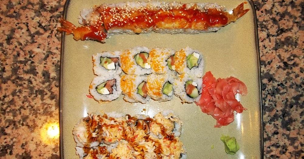 Ryu Sushi Bar Ken39s Food Find
