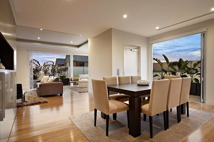 living comedor minimalista i new casa minimalista