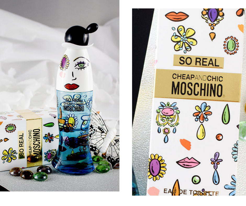 Moschino So Real Cheap & Chic, neuer Damenduft von Moschino