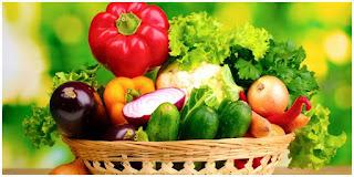 Menangkal Penyakit Dengan Pola Makan Sehat