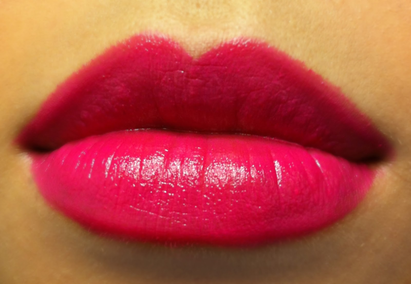 Style By Cat: Wet N Wild 511B Hot Pink Lipstick
