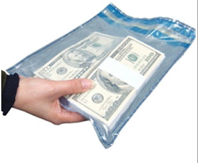 Secure Money Transfer with Currency Carry Bags