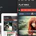 Flat Mag – Responsive Magazine Blogger Template
