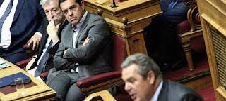 ΣΥΡΙΖΑ - ΑΝΕΛ: Το ματς δεν είναι στημένο