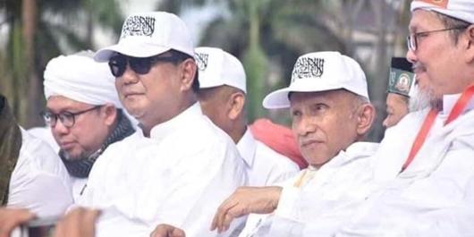 LSI Denny JA: Selisih Anggota FPI Pilih Prabowo dan Jokowi Tak Sampai Dobel Digit