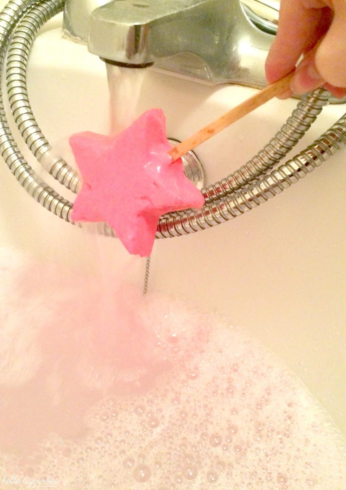 magic bubble bar wand