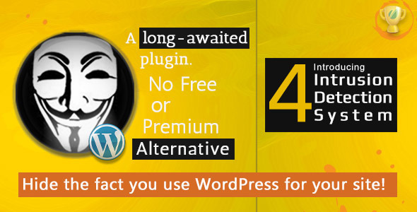 Hide My WP v4.02 – No one can know you use WordPress