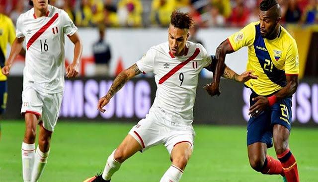 Transmision partido Ecuador vs Peru en vivo directo HD