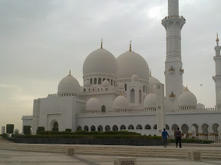 Beautifull Shaikh Zayed Bin Sultan Al Nahyan Mosque