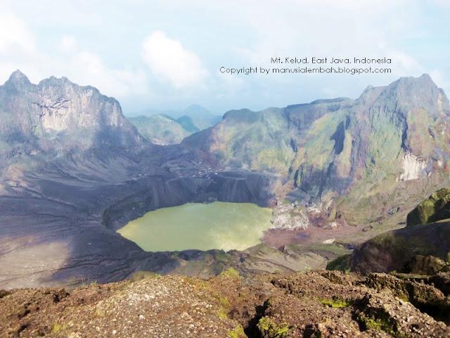 Pendakian Gunung Kelud via Tulungrejo