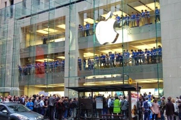 quản lý khách hàng theo apple