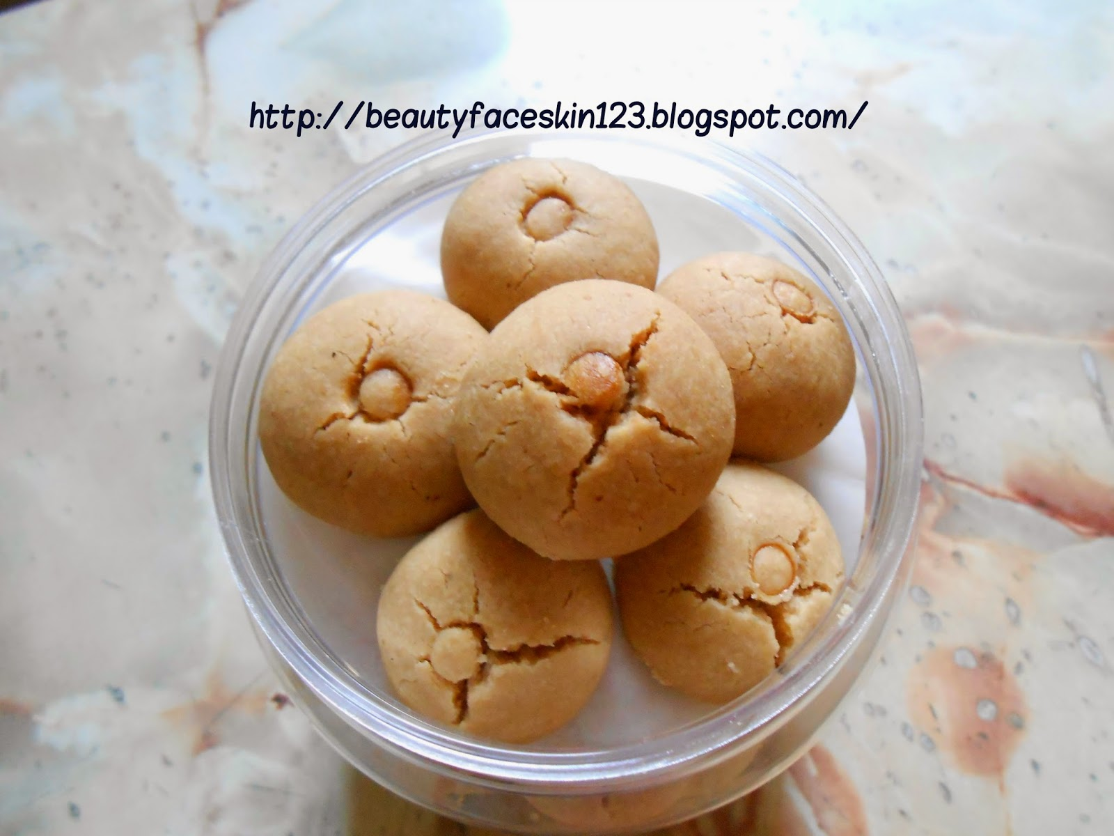 FOOD:CHINESE NEW YEAR PEANUT COOKIES RECIPE