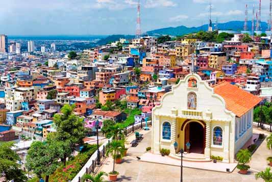 Programa completo fiestas octubrinas Guayaquil 2018