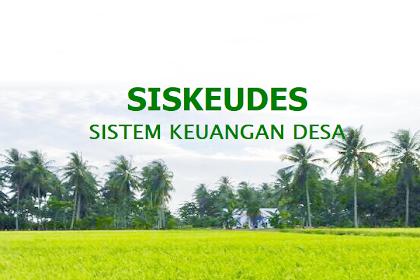 Aplikasi Sistem Keuangan Desa Siskeudes Tebaru 2019 V2.0 R2.0.0