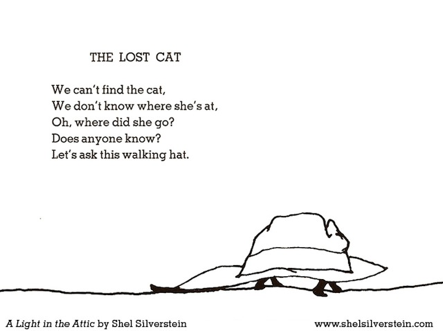 Shel Silverstein Reading Quotes: .:JerseyGirlDesign:.: July 2012