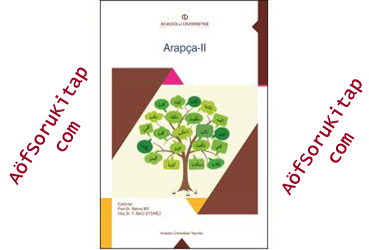 aöf, aöf ilahiyat, aöf ilahiyat arapça kitabı, arapça 2 indir, arapça 2 kitabı pdf indir, Aöf ders kitapları, arapça öğrenmek, arapça nasıl öğrenilir, arapça yardımcı kitap, arapça gramerler, pratik arapça, arapça dersleri, ilahiyat arapça dersi, Arapça 2