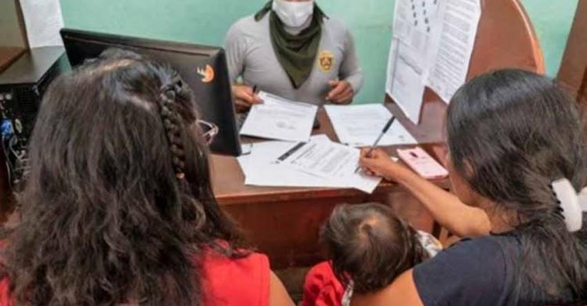 Bono de S/ 600 también podrán recibir hijas e hijos de víctimas de feminicidio, informó el Ministerio de la Mujer y Poblaciones Vulnerables