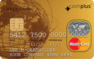 Cashplus prepaid card offers an easy way to budget and are a great alternative to a bank account