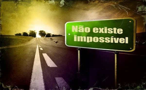 Resultado de imagem para Tudo é possível pela  fé